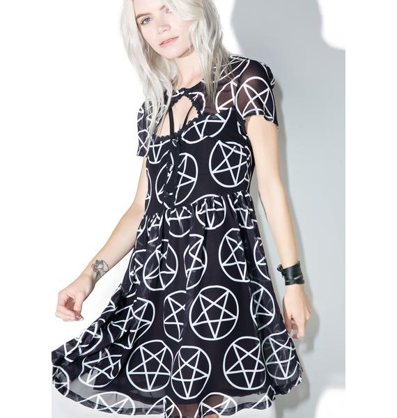 Killstar Hayley Hex Dress