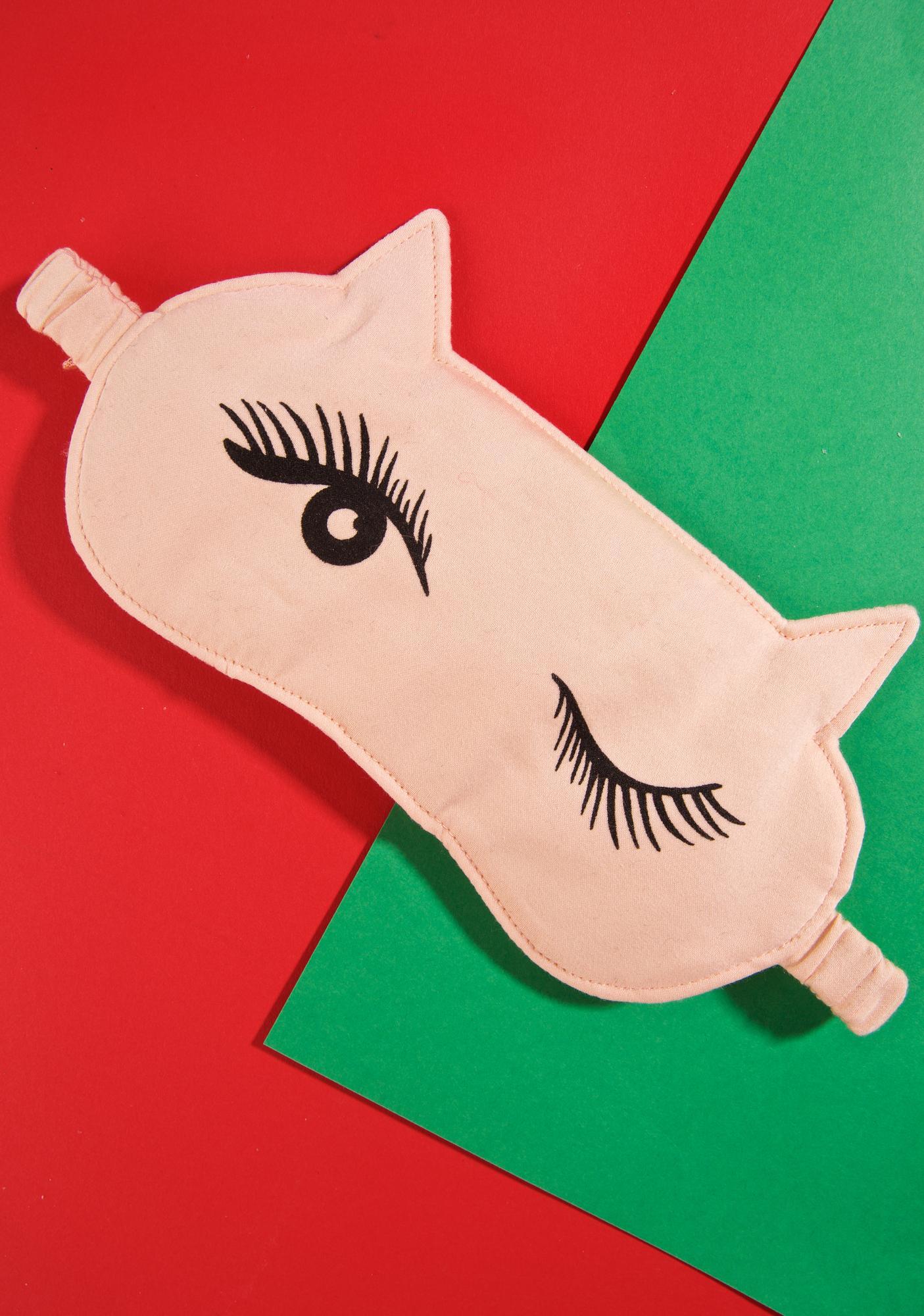 Wildfox Couture Kitten Nap Eye Mask