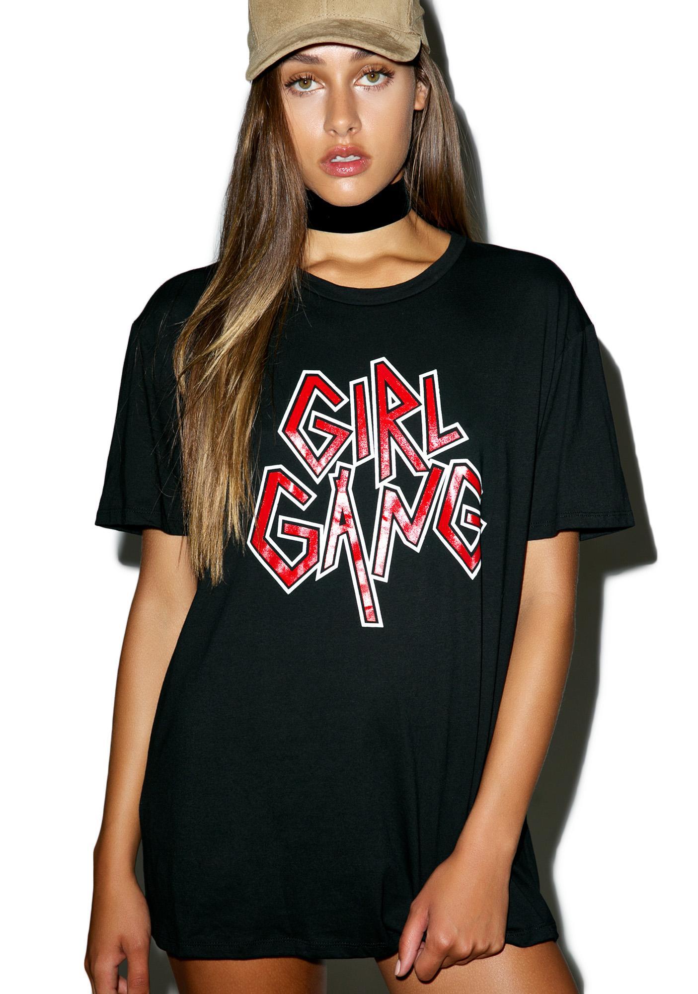 Motel Girl Gang Tee