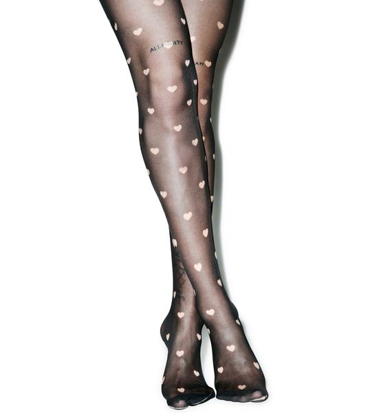 Sugarbaby All Over Love Tights