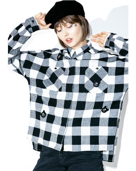 Bear Check Shirt
