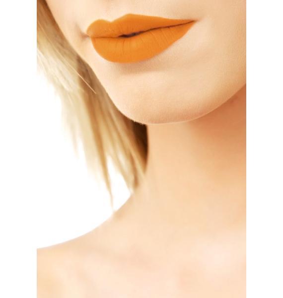 Lime Crime Squash Velvetine Liquid Lipstick
