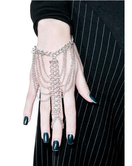 Antiquity Hand Chain