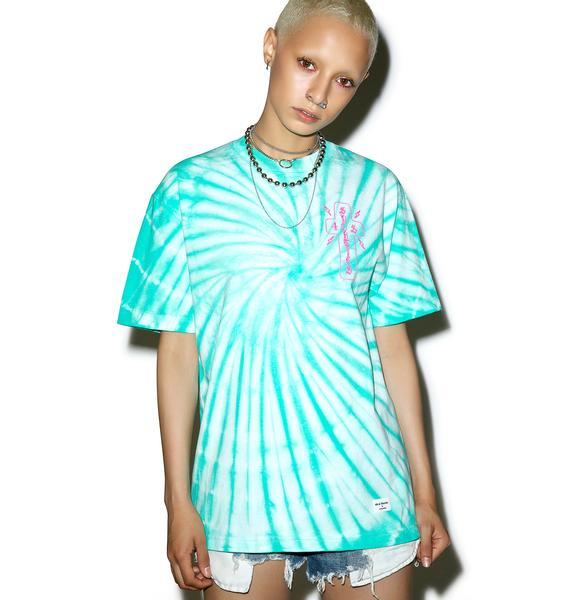 40s & Shorties Cross Tee