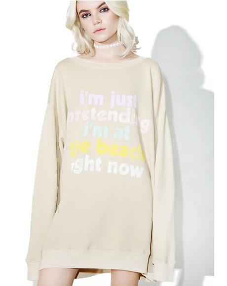 Play Pretend Roadtrip Sweater