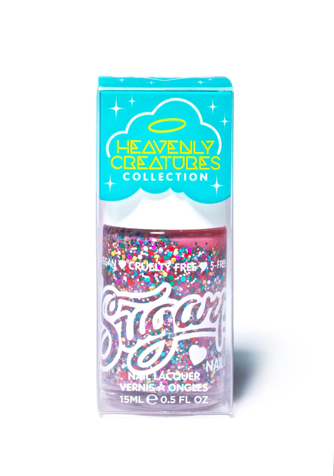 Sugarpill Space Junk Nail Lacquer