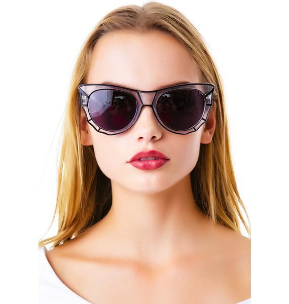Ksubi Lacerta Sunglasses
