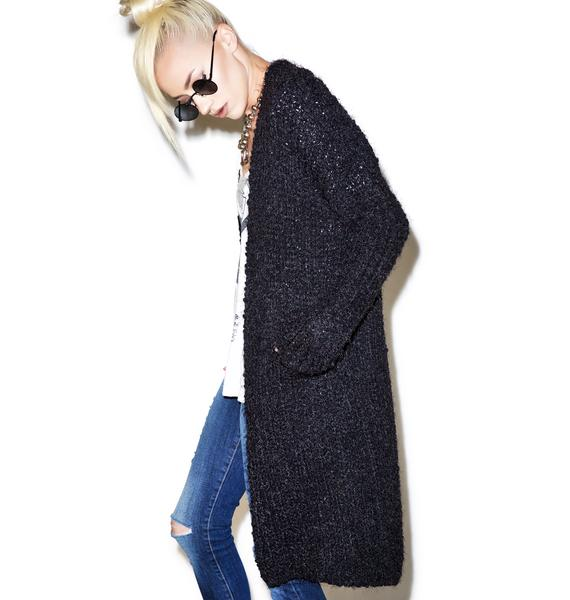 Line & Dot Jeanne Long Cardigan