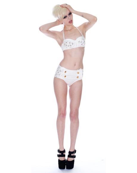 Sinatra Cowgirl Denim Bikini