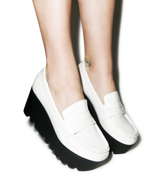 Mob Platform Loafers