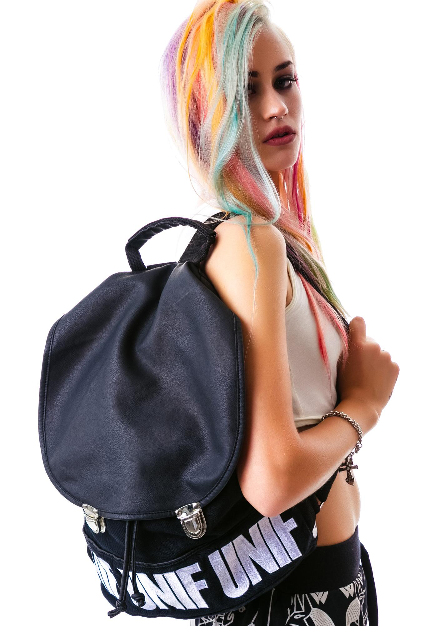 UNIF Logo Backpack