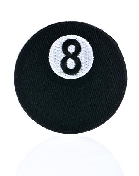 Magic 8 Ball Patch