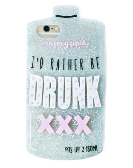 Rather Be iPhone Case