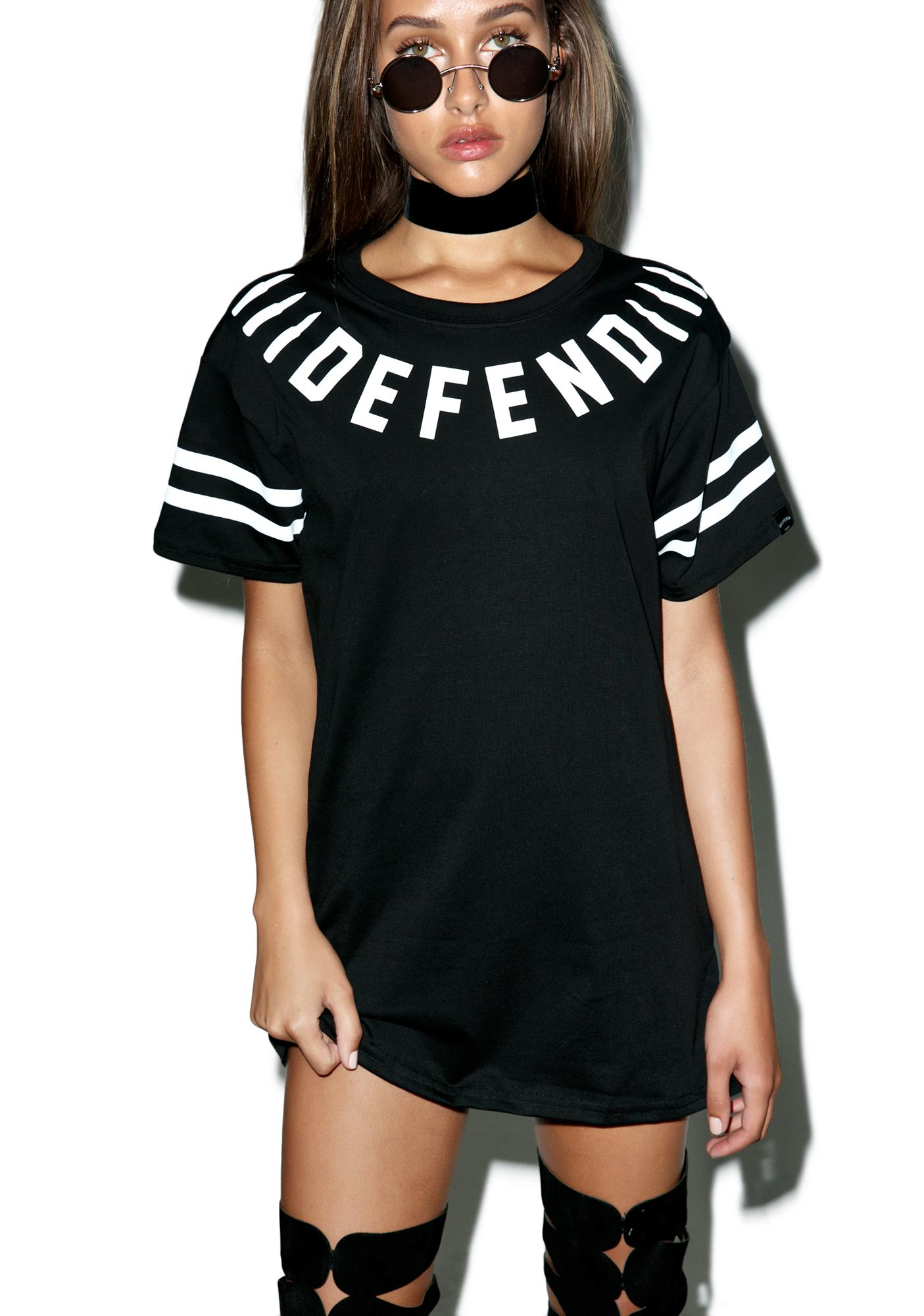 Defend Paris Defend Bullet Tee