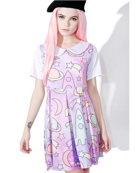 Baby Mewn Skater Dress