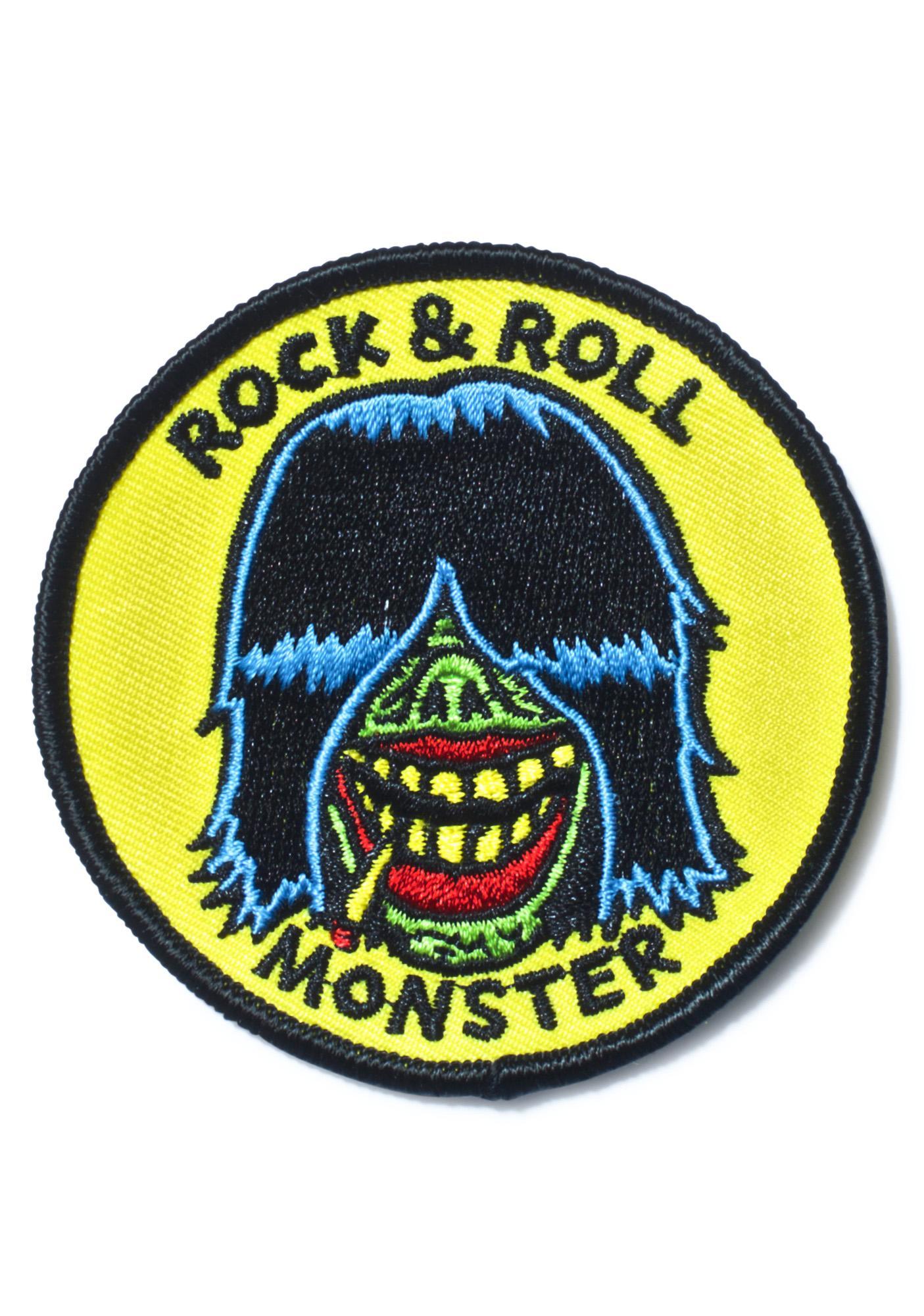Rockin' Roll Patch