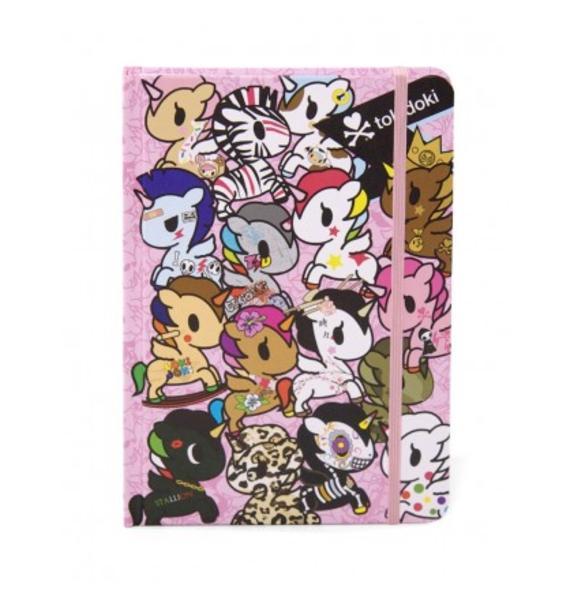 Tokidoki Unicorno Hardcover Notebook