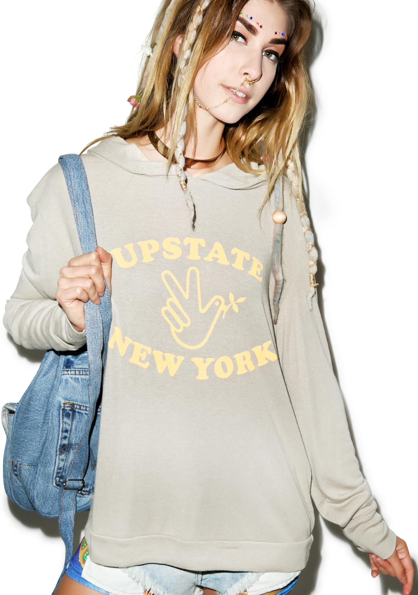 Wildfox Couture Stole My Heart Gypsy Hoodie