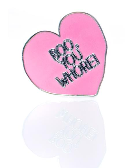 Mean Gurl Pin