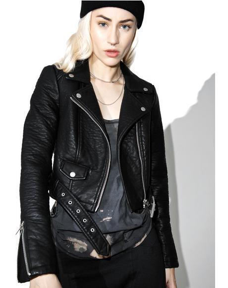 The Abyss Moto Jacket