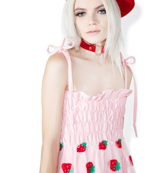 Melonhopper Play Date Smock Dress