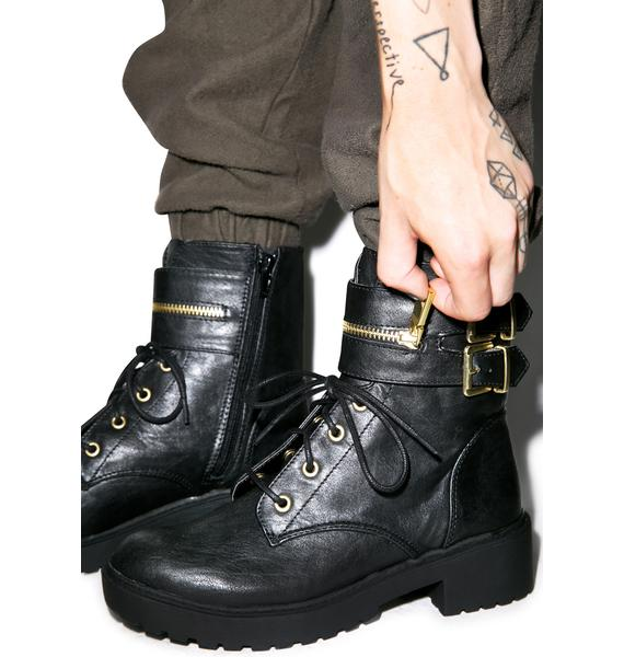 Valiant Military Boot