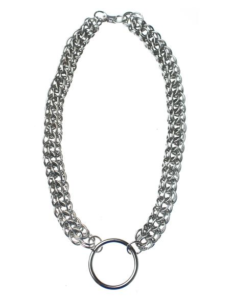 Chained O-Ring Necklace