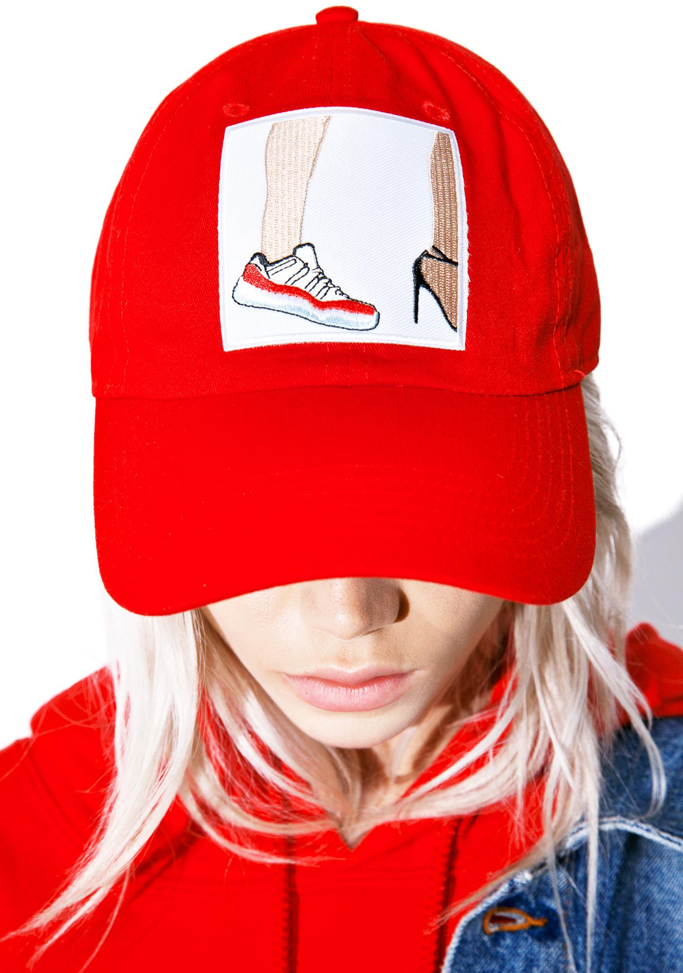 In My J's Dad Hat