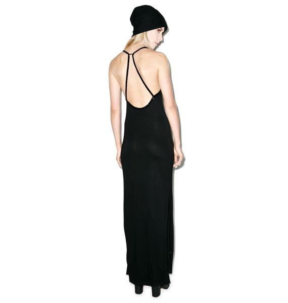 Religion Flow Maxi Dress