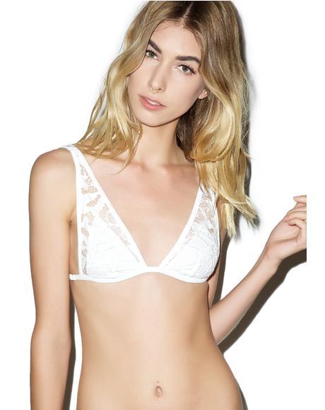 Coco Lace Bikini Top