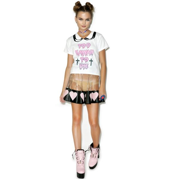 Too Kawaii To Die Tee