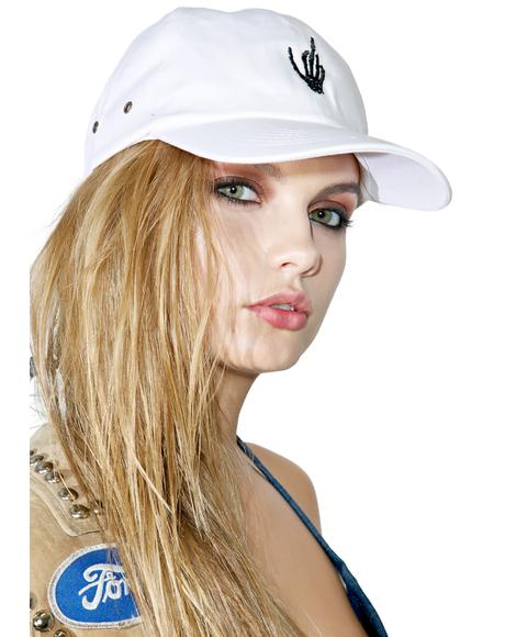 Crisp Fuck Off Golf Cap