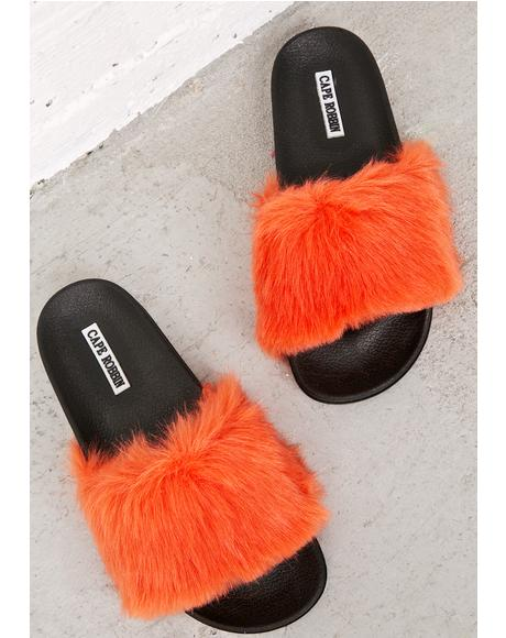 Flamin' Hott Fuzzy Slides