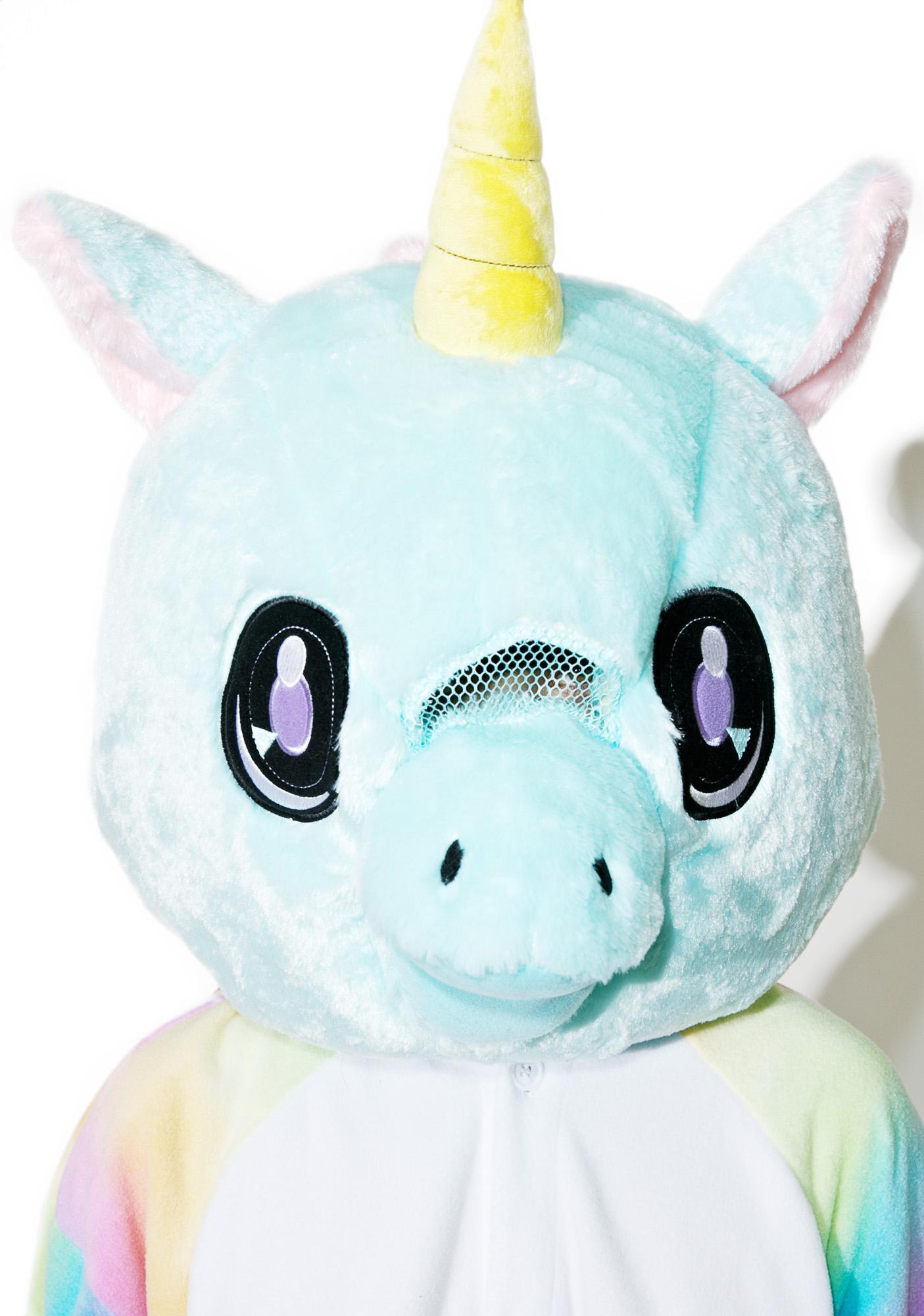 Sazac Big Fat Unicorn Head