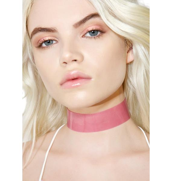 Rose See No Evil Choker