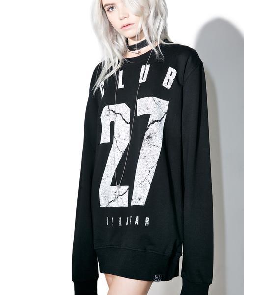 Killstar Club 27 Sweatshirt