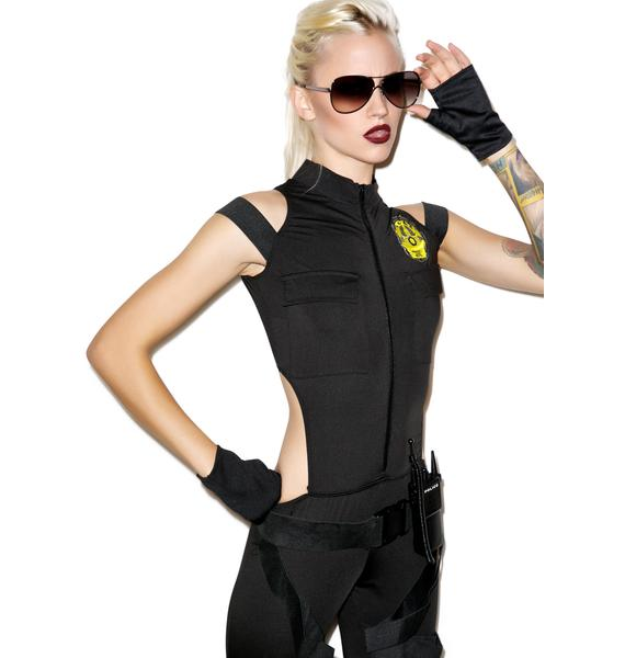Swat Knockout Costume