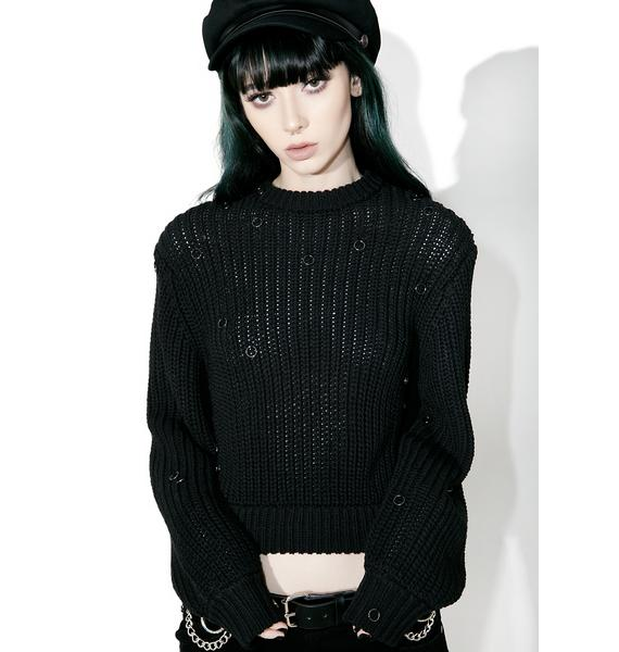 Cheap Monday Provoke Knit Sweater