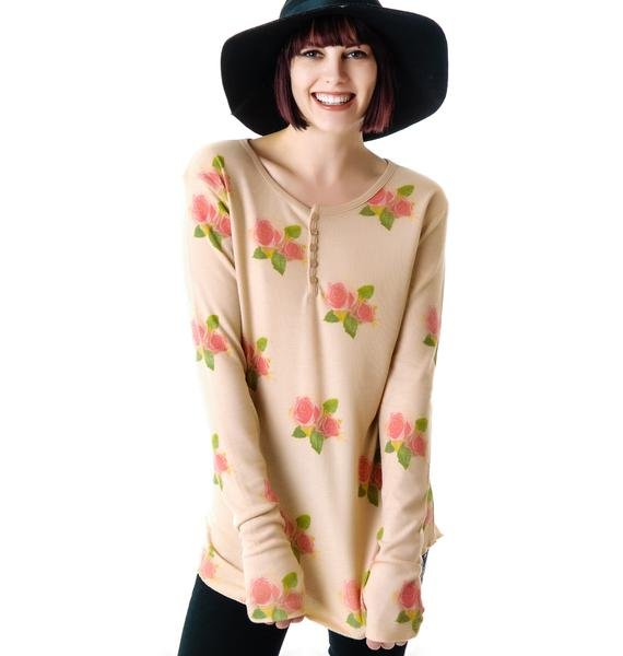 All Things Fabulous Thumbs Up Floral Thermal