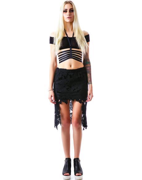 Versailles Garden Skirt