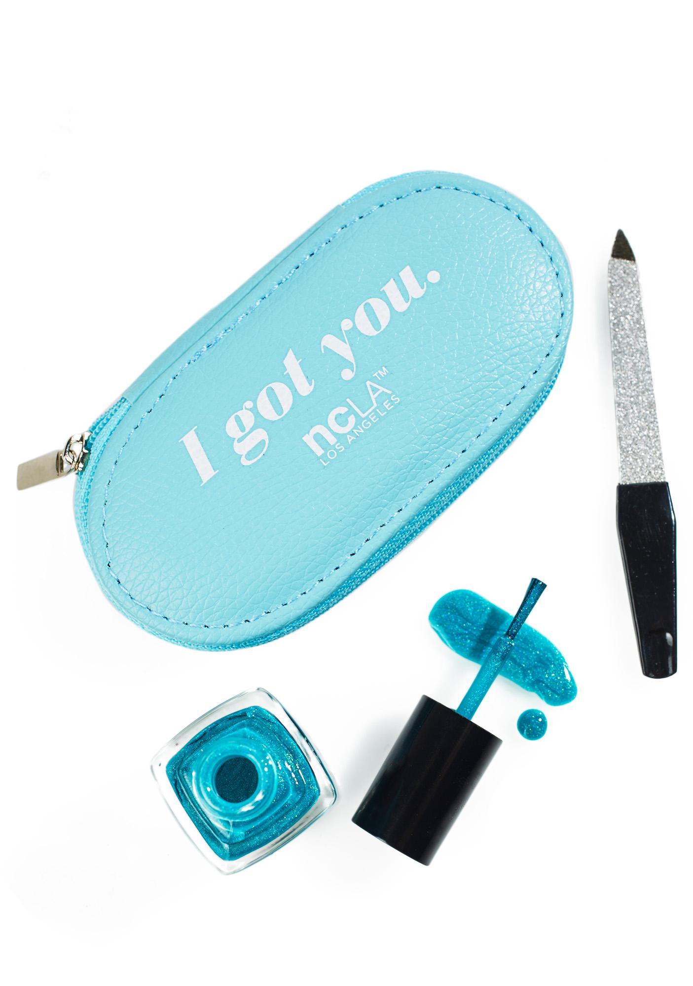 NCLA I Got You Manicure Kit