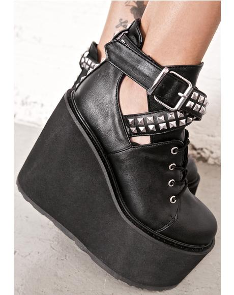 Destruction Platform Boots