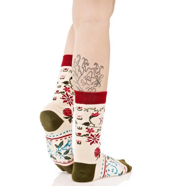 Stance Slay Ride Tomboy Socks