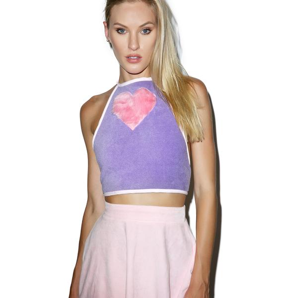 Pht Furry Feel Da Pulse Furry Halter