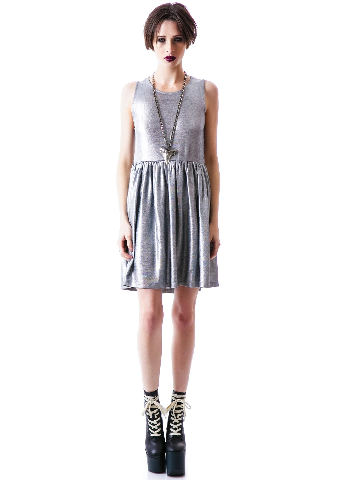 Mink Pink Blame It On The Boogie Dress