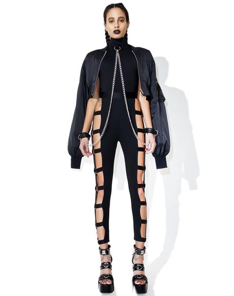 Noize Rock O-Ring Bodysuit
