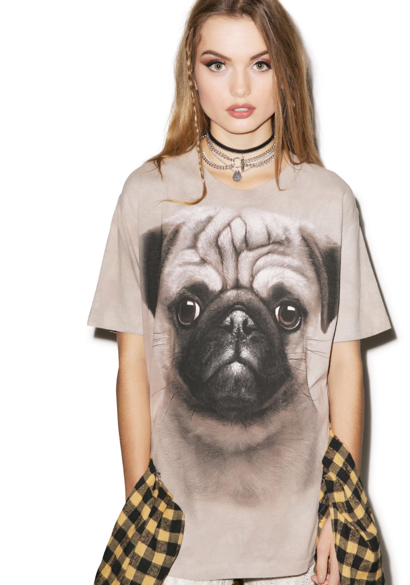 Pug Puppy Top