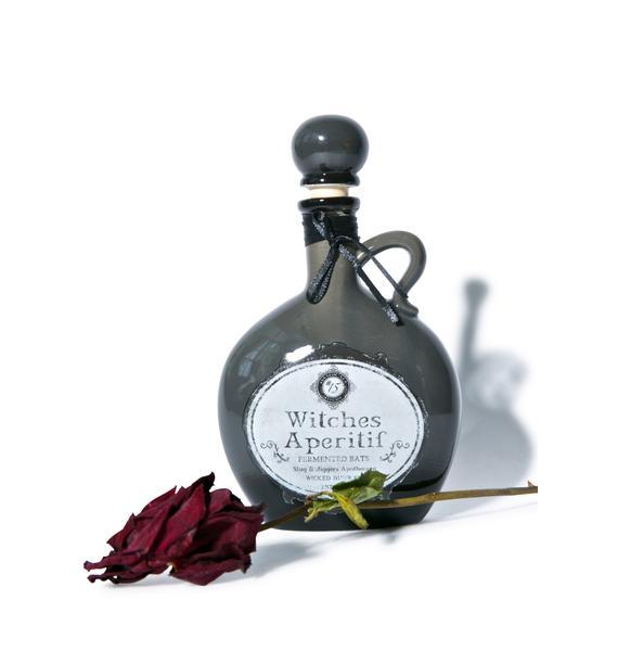 Cauldron Bubbled Bottle