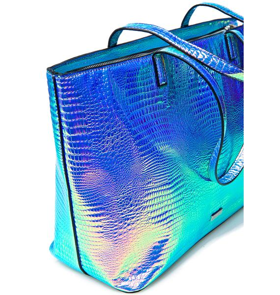 Skinnydip Cosmo Large Tote Bag