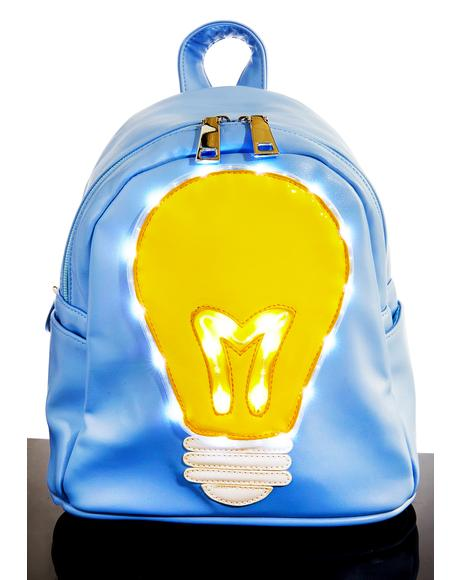 Bright Idea Light-Up Backpack